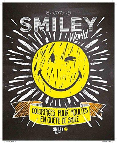 Smiley Coloriages pour adultes en quête de smile par SMILEYWORLD