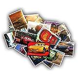 Panini - Cars 3 Evolution - 25 Sammelsticker gemischt - keine doppelten Bilder