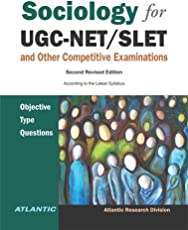 Sociology for UGC-NET/SLET and Other Competitive Examinations: Objective Type