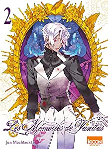 Les Mémoires de Vanitas Edition simple Tome 2