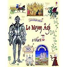 Le Moyen Age - Autocollants Usborne (documentaires)