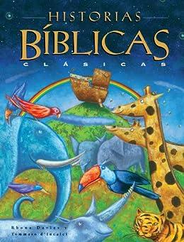 Historias biblicas clasicas de [Davies, Rhona]