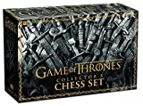 USAopoly Game of Thrones Collector's Edition Chess Set