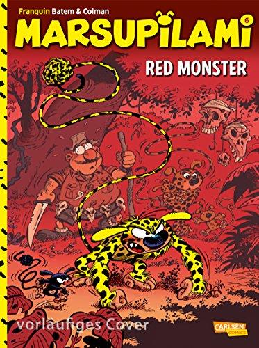 Red Monster (Marsupilami, Band 6)