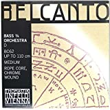 Cordes Thomastik Infeld Contrebasse Belcanto Rope Core Accord d\'orchestre. 3/4; R? x