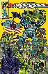 Transformers vs G.I. Joe Volume 1.
