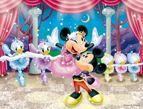 ballerina-41-88-and-brilliant-disney-jigsaw-puzzle-bubble-wrap-500-pieces-japan-import
