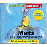 Mats und die Wundersteine. Ein Liederhörspiel. Mit Instrumental-Playbacks zum Nachsingen und -spielen.