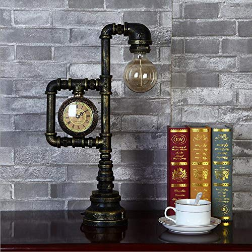 Magosca American Vintage Industrial Table Lamps Iron