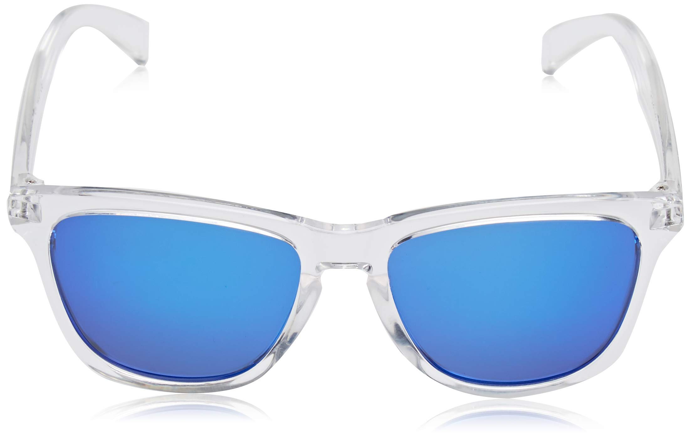 NORTHWEEK Kids Seabright - Gafas de Sol para Niño y Niña, Polarizadas, Translúcido/Azul 2