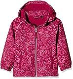 NAME IT Mädchen Jacke NITALFA Softshell Jacket BFLY MZ FO, Rosa (Anemone), 98