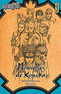 Nouvelles de Konoha Edition simple One-shot