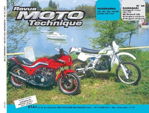 Revue Moto Technique, numéro 49 par Etai