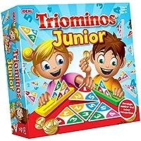 John Adams 10457 Triominoes Junior Colour Match Game