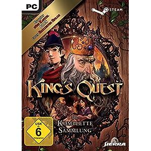 Kings Quest – Die komplette Sammlung – [PC]