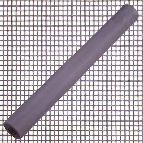 Maurer 1190220 - Tela mosquitera fibra vidrio gris rollo 50 metros / 150