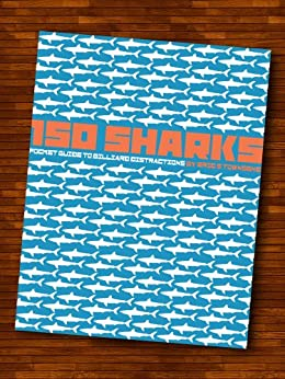 150 Sharks: Pocket Guide to Billiard Distractions (Go Booklets) (English Edition) par [Townsend, Eric S.]