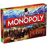 Winning Moves 42570 - Monopoly Der Hobbit