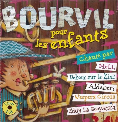 Bourvil chanté par... : 10 titres (1CD audio)