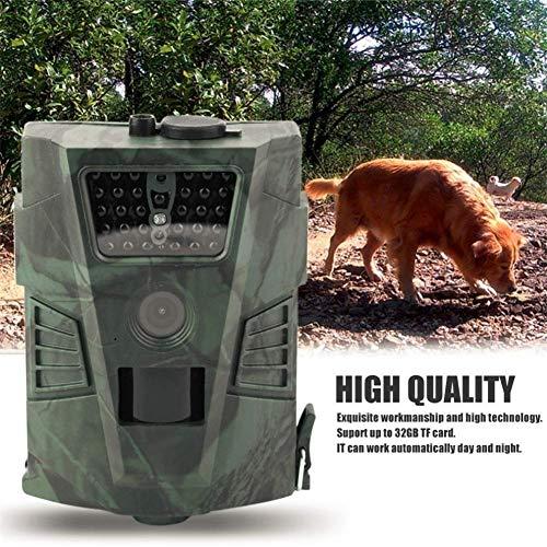 SuRose Jagdkamera , Hinterkamera IR Wildlife Trap Game Wildlife Scouting-Kamera , Nachtsicht , Fotofalle , 1080P HD-Video