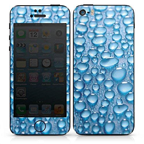 Apple iPhone 6s Case Skin Sticker aus Vinyl-Folie Aufkleber Tau Wasser Tropfen DesignSkins® glänzend
