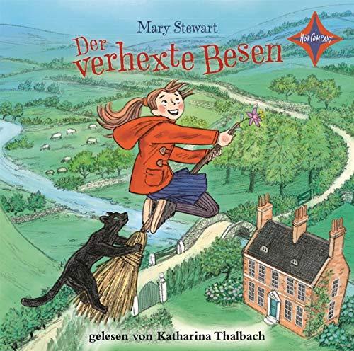 Der verhexte Besen: Aus dem Englischen von Henning Ahrens, gelesen von Katharina Thalbach, 3 CDs, ca. 6 Std. Besen 3