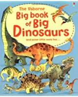 Big Book of Dinosaurs (Usborne Big Books)