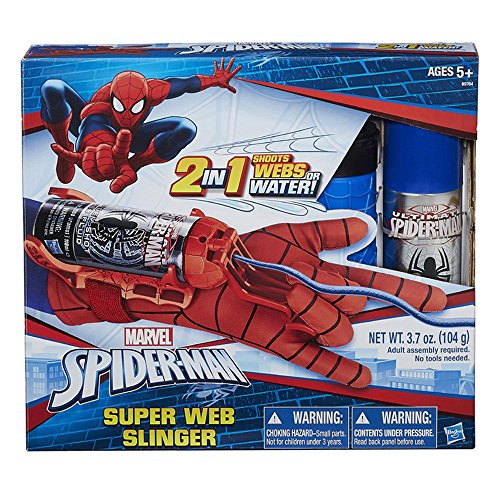 Hasbro Spider-Man Mega Blast Web Shooter mit - Spider-man-shooter