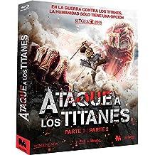 Ataque a los Titanes - Parte 1 y 2