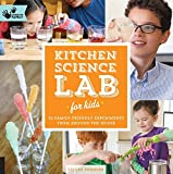 Kitchen Science Lab for Kids: 52 Family Friendly Experiments from Around the House (Hands-On Family): Written by Liz Lee Heinecke, 2014 Edition, Publisher: Quarry [Flexibound]