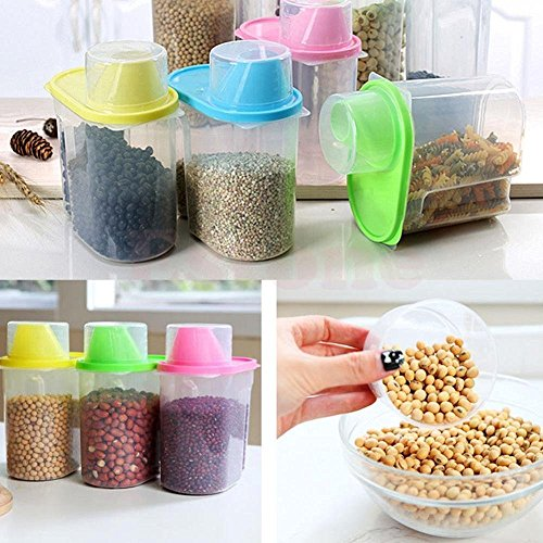 Styleys 18 Ltr Plastic Food Storage Containers Candy Storage Box