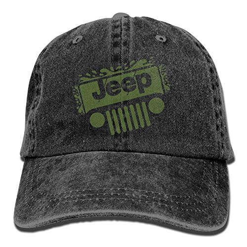 60de60ca4e1 hanbaozhou Cappellini Baseball Jeep Denim Hat Adjustable Men's Funny  Baseball Caps