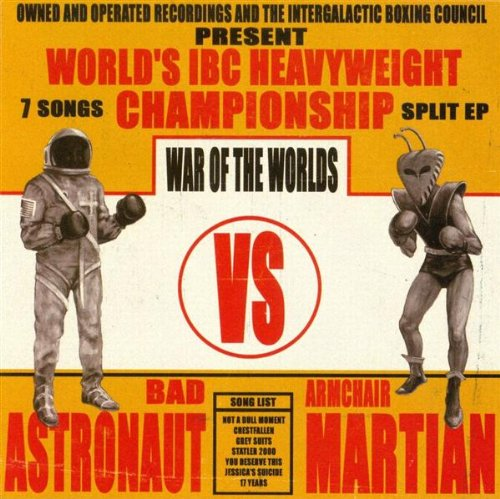 Bad Astronaut Vs Armchair Mart -