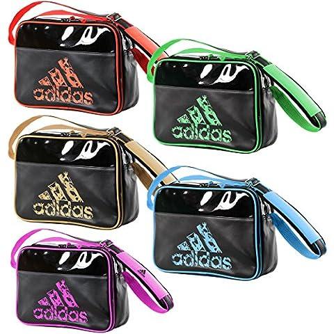 Adidas Schultertasche Leisure Messenger mit Schultergurt L BLACK-SOLAR