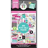 Me&My Big Ideas Collection Create 365 is a system that combines your love for creativity with your need for organization. Happy Planner Sticker Value Pack Mini Mom- 1529 stickers made to fit in the daily column of the weekly view in the mini Happ...