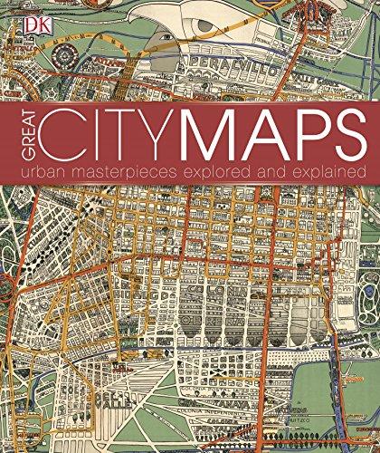 Great City Maps por Anónimo