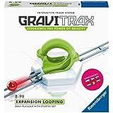 Gravitrax 27508 Ravensburger Gravitrax Dodatek Pętla (27508) Zabawka Konstrukcyjna Tor Z Kulkami Dla Chłopców I Dziewczynek O