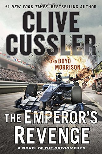 The Emperor's Revenge (Oregon Files)
