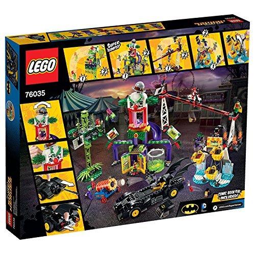 LEGO - El Parque de Atracciones del Joker, (76035)
