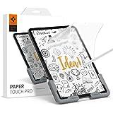 Spigen PaperTouch Pro Screenprotector compatibel met iPad Air 4 2020, iPad Pro 11 Inch 2021, 2020, 2018, Papierachtige Textuu