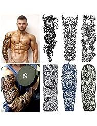 Amazon Fr Tatouage Ephemere Homme Beaute Et Parfum