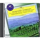 Mendelssohn : Symphonies n� 3