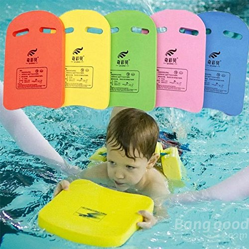 mark8shop Multi Color Density Foam Fraktur beständig Schwimmbrett Kickboard