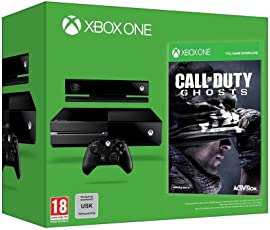 Xbox One Konsole + Kinect - Premium Bundle inkl. Call of Duty: Ghosts (DLC)