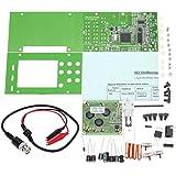 KKmoon Mini LCD Digital Oszilloskop DIY Kit【DSO062 Oszilloskop Bausatz/1M Bandbreite 2Mbps/Echtzeit Abtastrate/20MSa/s Abtastrate/Frequenzmesser bis zu 5 MHz】