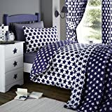 Etoile, Blue Star Curtains 72s