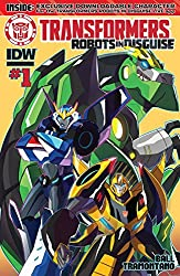 Transformers: Robots In Disguise Animated (2015-) #1