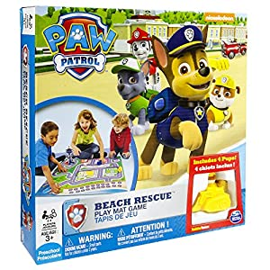 Patrulla Canina - Rescate en la playa (Bizak 61924232)