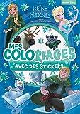 Telecharger Livres REINE DES NEIGES Mes coloriages avec Stickers Aurores Boreales (PDF,EPUB,MOBI) gratuits en Francaise