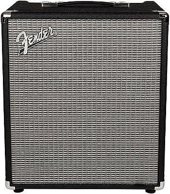 Fender Rumble 100 (V3) · Amplificador bajo eléctrico